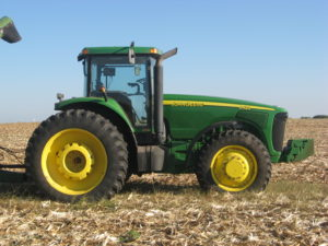 This is a tractor.